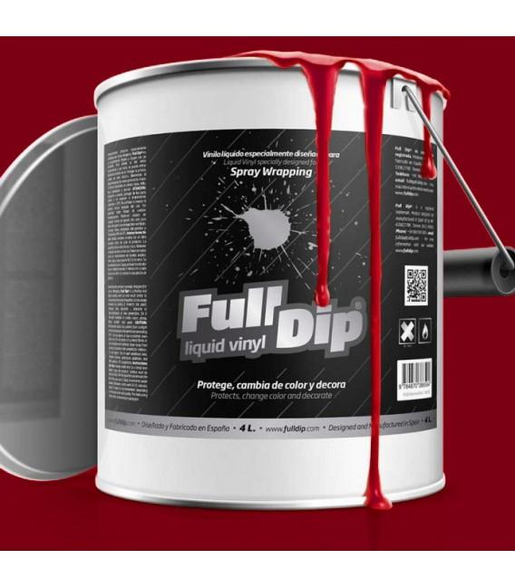 Full Dip 4L Rojo Cereza Mate