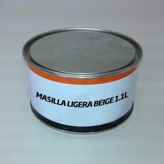 MASILLA LIGERA BEIGE 1.1L