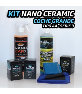 KIT NANO Ceramic (Coche Grande)