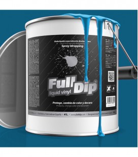 Full Dip 4L Azul Kingsley