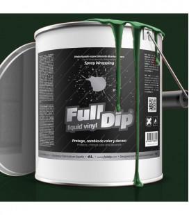 Full Dip 4L Verde Oscuro Militar