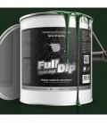 Full Dip 4L Verde Oscuro Militar Metalizado