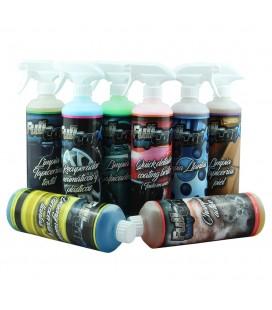 MEGA PACK COMPLETO (TODOS los productos + Limpia TEXTIL o PIEL)