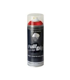 FullDip Rojo Metalizado