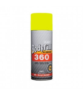 APAREJO AMARILLO 2K BODYFILL 360 HBBODY SPRAY 400 ML