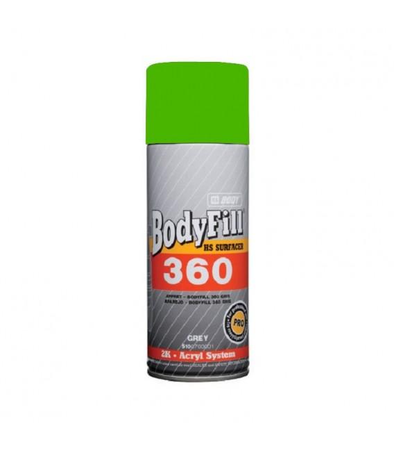 APAREJO VERDE 2K BODYFILL 360 HBBODY SPRAY 400 ML