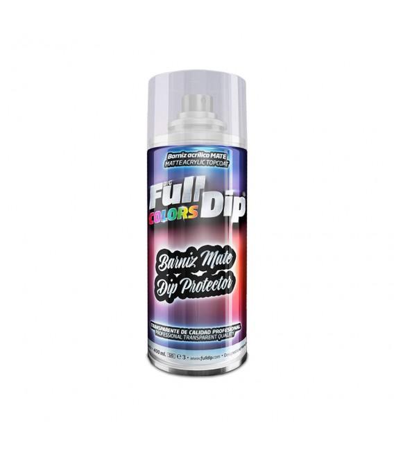 Barniz Acrílico Spray MATE