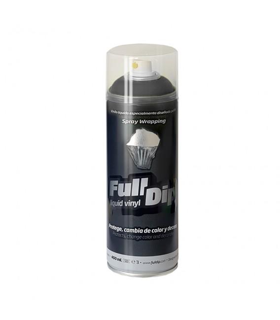 Vinilo líquido Full Dip Spray Gun Metal Mate