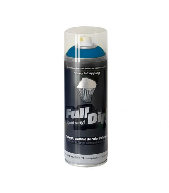 Vinilo líquido Full Dip Spray Azul Mate