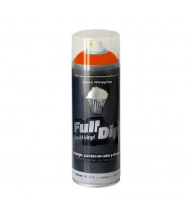 Full Dip Spray Naranja Mate