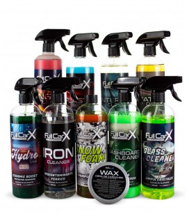 Pack 3 Sprays de 400ml Color NEGRO