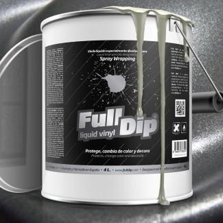 FullDip 4L Antracita Metalizado