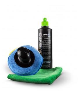 Pack 4 Sprays de 400ml Color NEGRO METALIZADO
