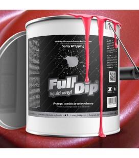 FullDip 4L Rojo Metalizado