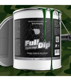 Full Dip 4L Verde Militar