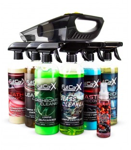 Pack 3 Sprays NEGRO + 2 Sprays AZUL DIAMANTE