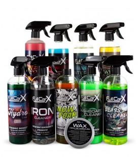 Pack 3 Sprays NEGRO + 2 Sprays AZUL MÁGICO