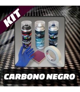 KIT Hidroimpresión Permanente CARBONO NEGRO