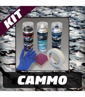 KIT Hidroimpresión Permanente CAMMO