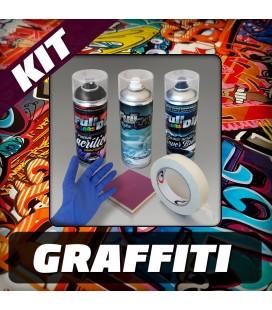 KIT Hidroimpresión Permanente GRAFFITI