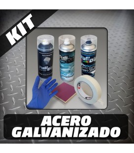 KIT Hidroimpresión Removible ACERO GALVANIZADO