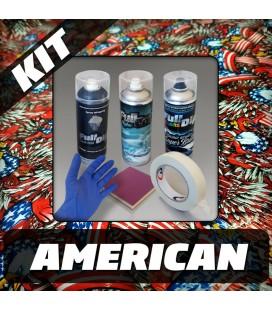 KIT Hidroimpresión Removible AMERICAN