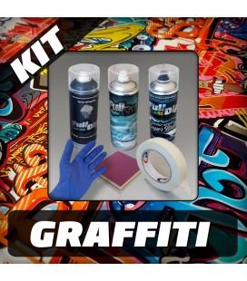 KIT Hidroimpresión Removible GRAFFITI