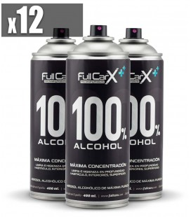 PACK x12 Sprays Higienizantes Base Alcohol 400ml