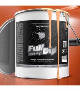 FullDip 4L Naranja Metalizado