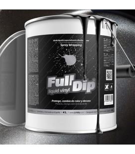 FullDip 4L Negro Metalizado