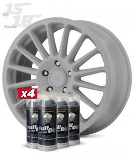 Pack 4 Sprays de 400ml Color NARDO GREY