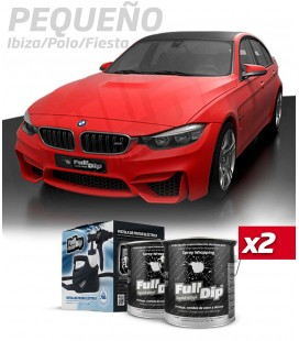 KIT COLOR ROJO (2x4L)