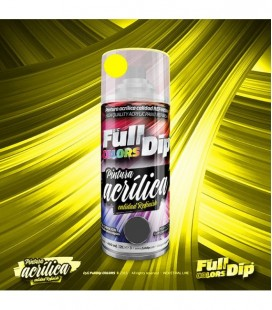 Pintura ACRÍLICA Full Colors Spray AMARILLO