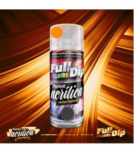 Pintura ACRÍLICA Full Colors Spray NARANJA