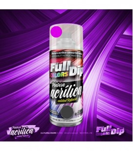 Pintura ACRÍLICA Full Colors Spray VIOLETA INTENSO