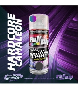 Pintura ACRÍLICA Spray 400ml HARDCORE CAMALEÓN