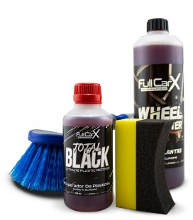 KIT Total Black Basic (Neumáticos y Llantas)