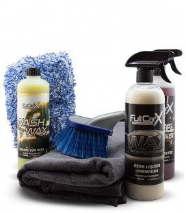 KIT Wash&Wax Premium