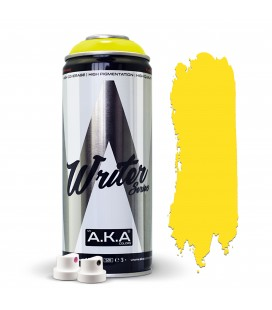 Spray AMARILLO AZUFRE - Pintura Acrílica 400ml