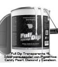 Full Dip 4L Transparente