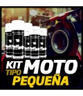 PACK MOTO PEQUEÑA (6 Sprays 400ml)