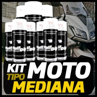 PACK MOTO MEDIANA(9 Sprays 400ml)