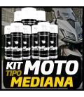 PACK MOTO MEDIANA(9 Sprays 400ml)