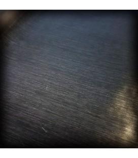 Lámina HidroImpresion Acero Cepillado 0,5x100cm