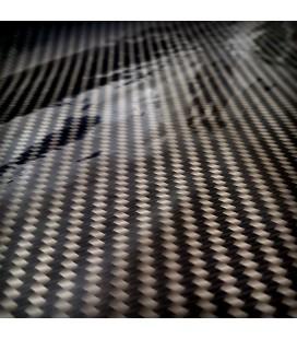 Lámina HidroImpresion Carbono Negro 0,5x100cm