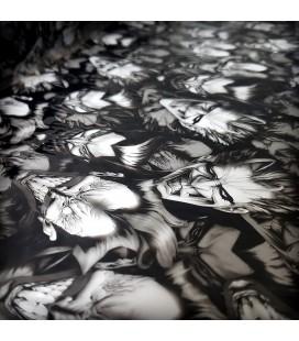 Lámina HidroImpresion Comic Dark 0,5x100cm