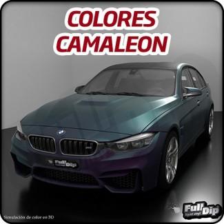 COLORES CAMALEÓN