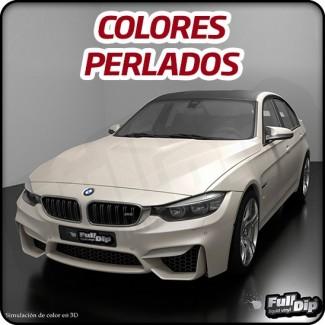 COLORES PERLADOS