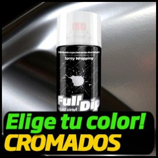 Colores CROMADOS 400ml