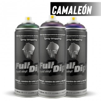 Colores CAMALEON 400ml (Base Negra)
